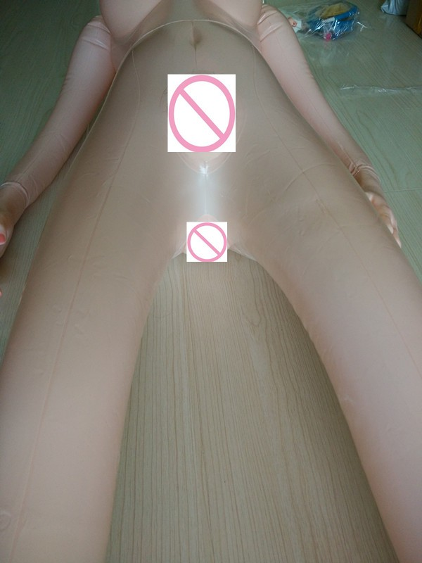 Oral/Vaginal/Anal Sex Dolls Thicker Factory Outlet Inflatable doll Chest can be filled with water Male masturbation Sex Products 16