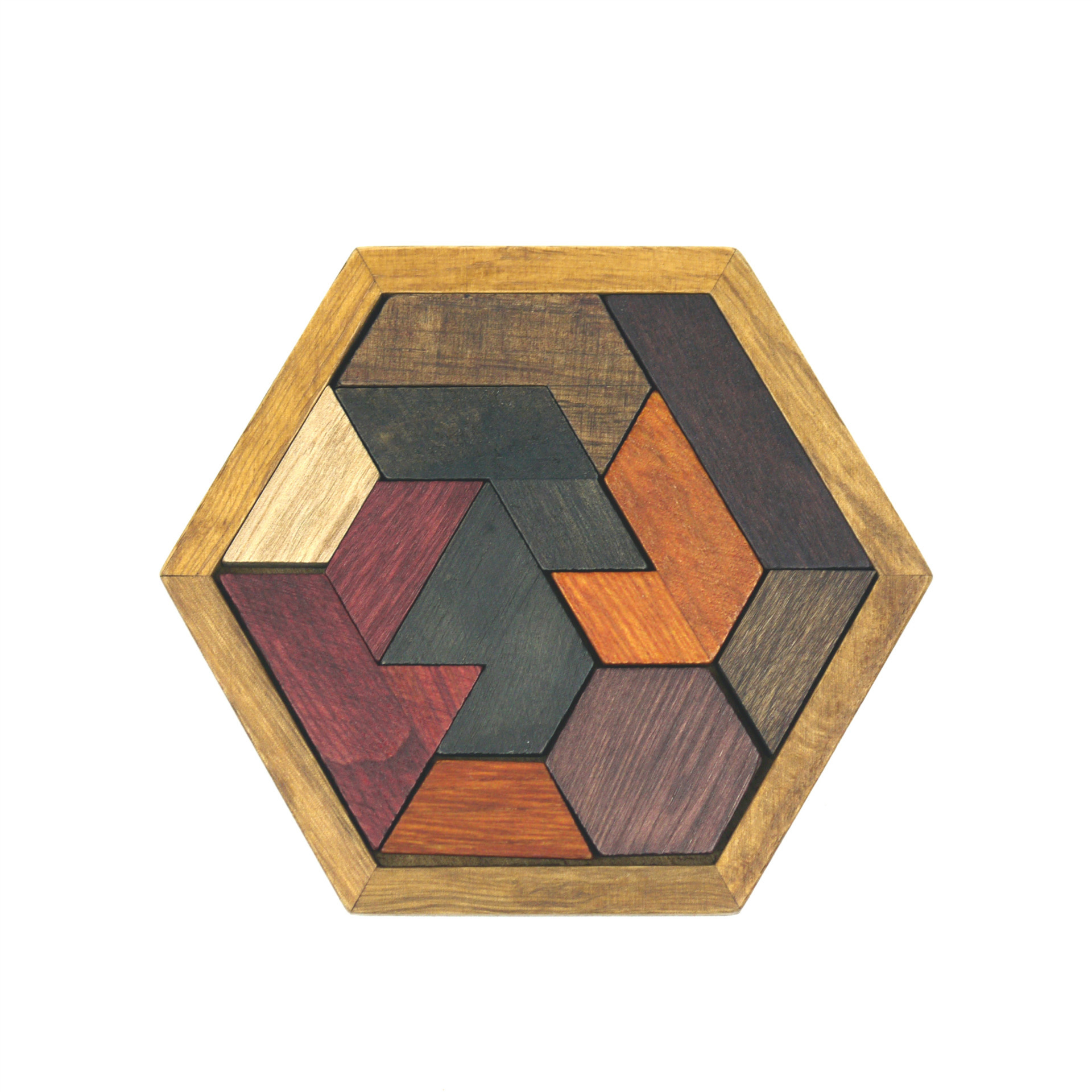 Новинка 2017 года дети Паззлы деревянный Игрушечные лошадки головоломки дерево геометрич ...