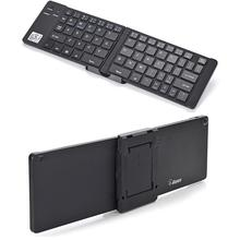 Geyes Mini Bluetooth Keyboard Mobile Tablet Universal Collapsible Business Wireless