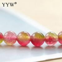 400Pcs/Lot Tourmaline Beads Round October Birthstone Sold By Lot 6/8/10mm For Size