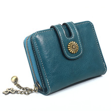 2019 Trifold Female Wallet Zipper Ladies Purses Leather Women Wallets Hasp Coin Pocket Card Holder Mini Small Luxury Woman Purse women short wallets pu leather female plaid purses nubuck card holder wallet fashion woman small zipper wallet ladies coin purse