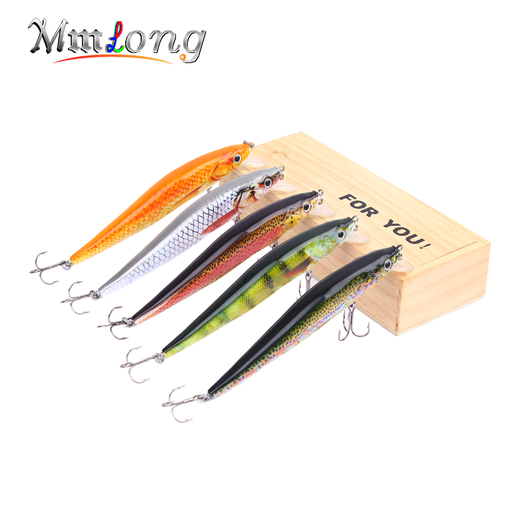Mmlong 6.5cm Popular Mini Minnow Fishing Lure Realistic Fishing Bait 5 Color Unique Crankbait 2.4g Wobbler Fish Tackle MH09A mmlong 12cm realistic minnow fishing lure popular fishing bait 14 6g lifelike crankbait hard fish wobbler tackle pesca ah09c