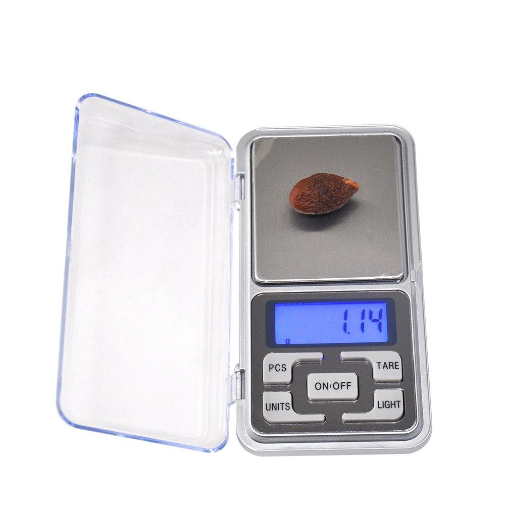 HORNET 200g electrónica Digital de precisión de Mini escala del bolsillo escala equilibrio precisión de 0,01 para hierba accesorios para fumar
