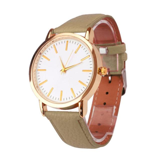 BAOLANDE watch women 2018 Hot Sale Women Men Band Analog Quartz Business Wrist W