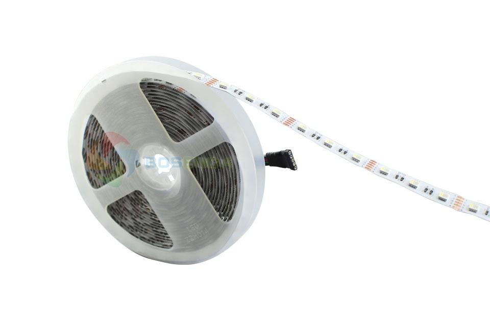 5050 LED RGBW / RGBWW շերտի թեթև 4in1 առաջատար - LED լուսավորություն - Լուսանկար 2