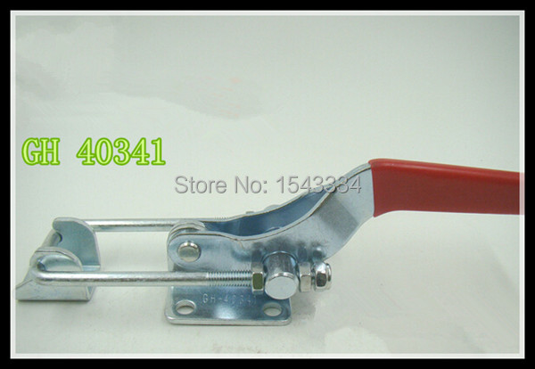High quality 900Kg Capacity  Latch Type Toggle Clamp 40341