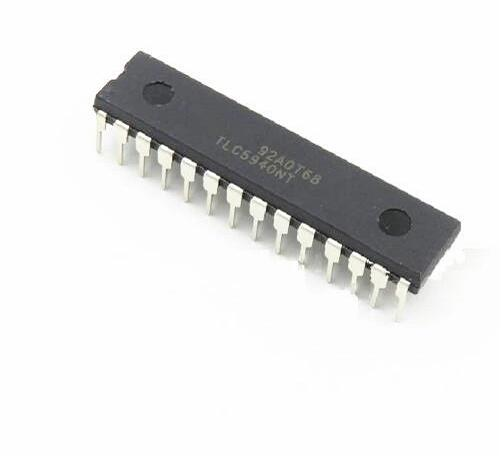 50pcs/lot TLC5940NT DIP28 50pcs lot stm32f103c8t6 stm32f103