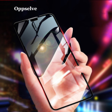 Tempered Glass For iPhone X PET Edge 3D Full Cover Protection Screen Protector Toughened Film Xr Xs Max 2PCS