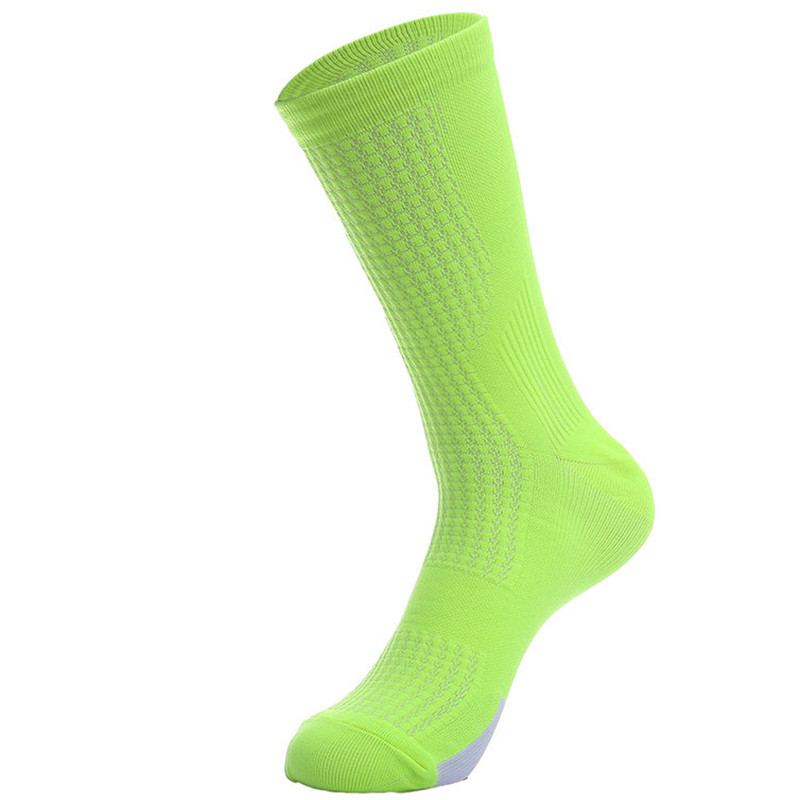 Professional New Men Cycling Socks High Elasticity Soft Sports Socks Deodorization Breathable For compression socks