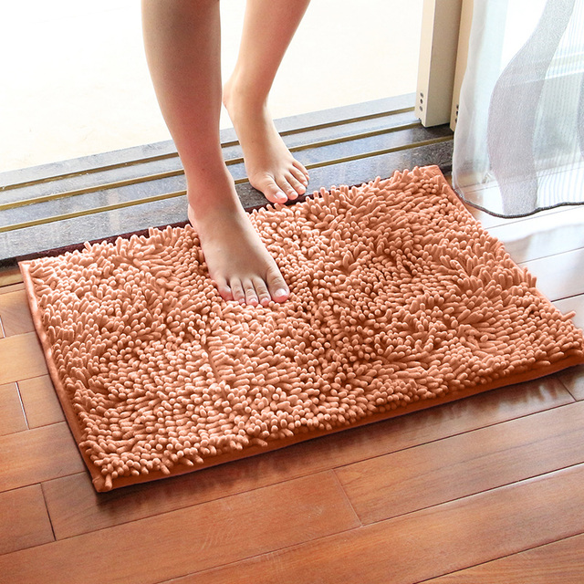 3 Sizes Bath Mat For Bathroom Rug Carpet In The Bathroom