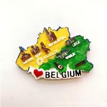 Belgium Brussels special tourist souvenir refrigerator