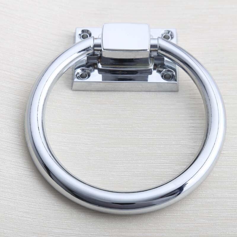 Welp Moderne mode wankele drop ringen meubels handvatten zilver/antiek YX-25