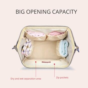 Zaino Borsa Per Bambini | SUNVENO Mummia Maternità Pannolino Del Pannolino Del Sacchetto Organizzare Grande Capacità Zaino Sacchetto Del Bambino Sacchetto Di Cura Per La Madre Per Bambini La Cura Del Bambino