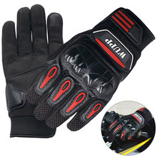 Motorcycle Gloves Men Waterproof Winter Touch Screen Guantes Motorbike Riding Protective Hand