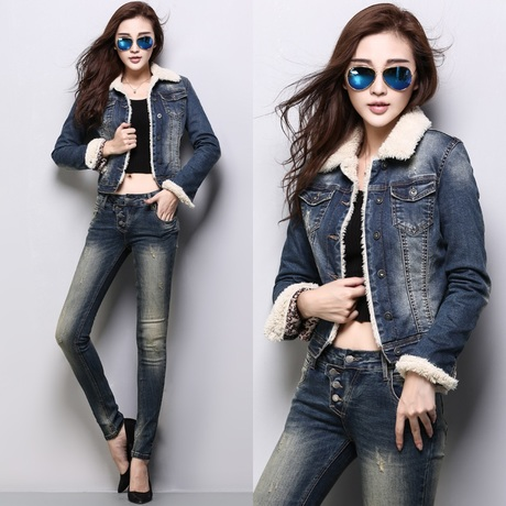 Aliexpress.com : Buy Sexy Short Basic Denim Jacket Women Autumn ...
