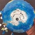 5-100 лет может play экспорт в Японии Японской версии пластиковые трехмерная головоломка глобус карта знать в мире