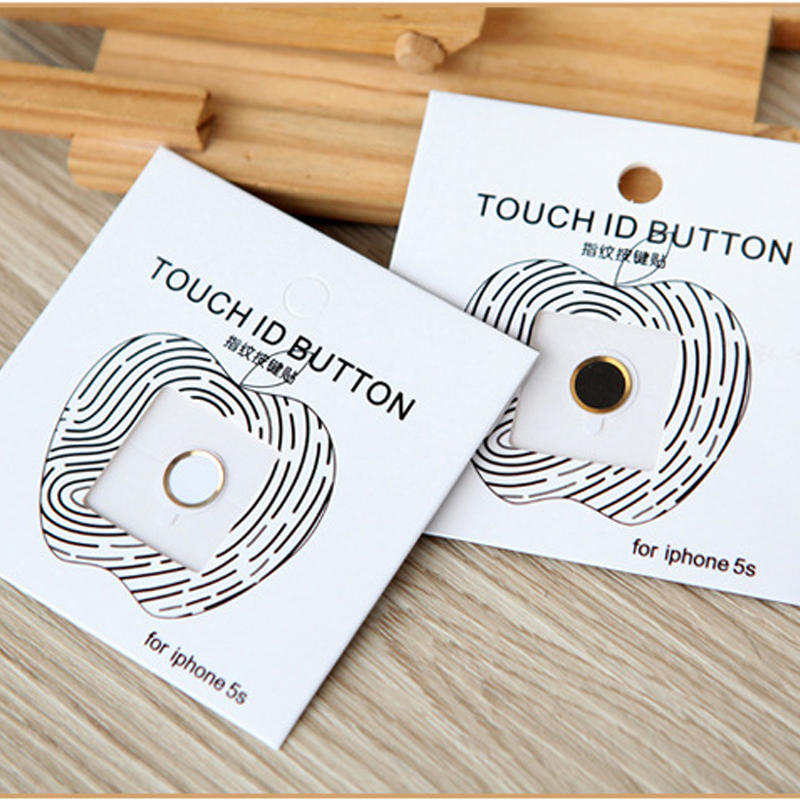1 stücke Aluminium Touch ID Home Button Aufkleber für apple <font><b>iphone</b></font> 5s se <font><b>6</b></font> 6s plus 7 7 plus mit <font><b>Fingerprint</b></font> Identifikation Funktion image