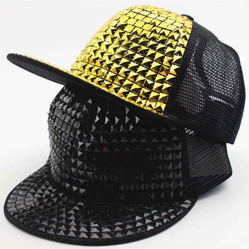 2017 new Handmade childrens sequins hat summer baby outdoor shade baby boy and girl baseball caps hat new hip-hop hat beanies