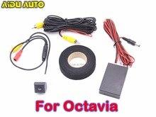 RCD330 PLUS 187A 187B  AV REAR VIEW CAMERA For Octavia