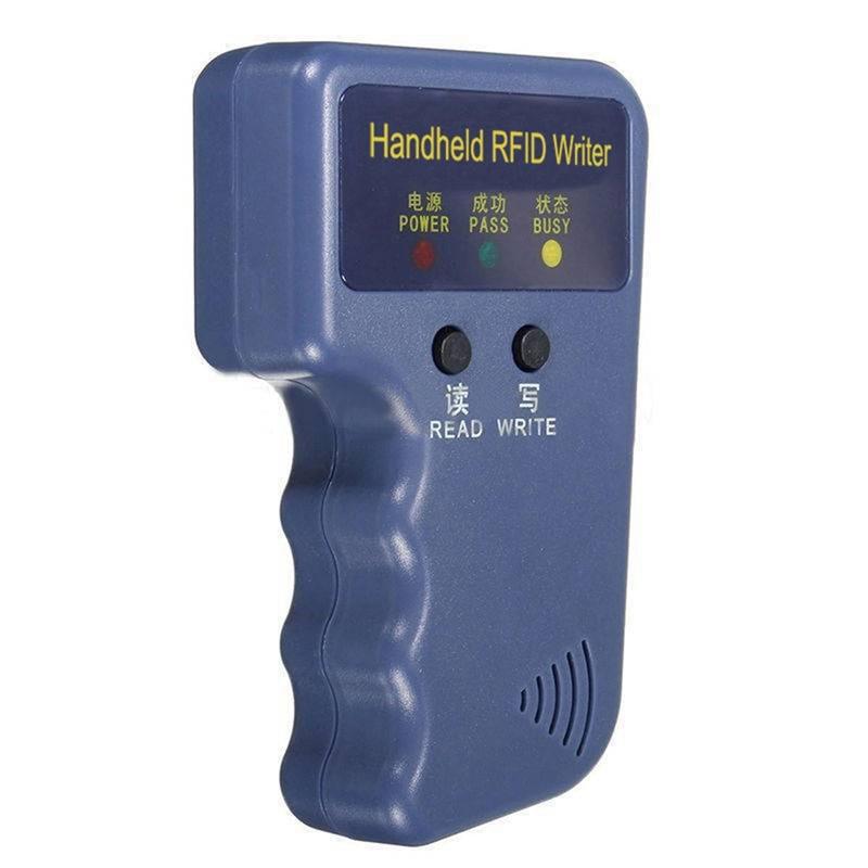 125Khz Card Copy Machine Handheld RFID ID Card Copier125Khz Card Copy Machine Handheld RFID ID Card Copier