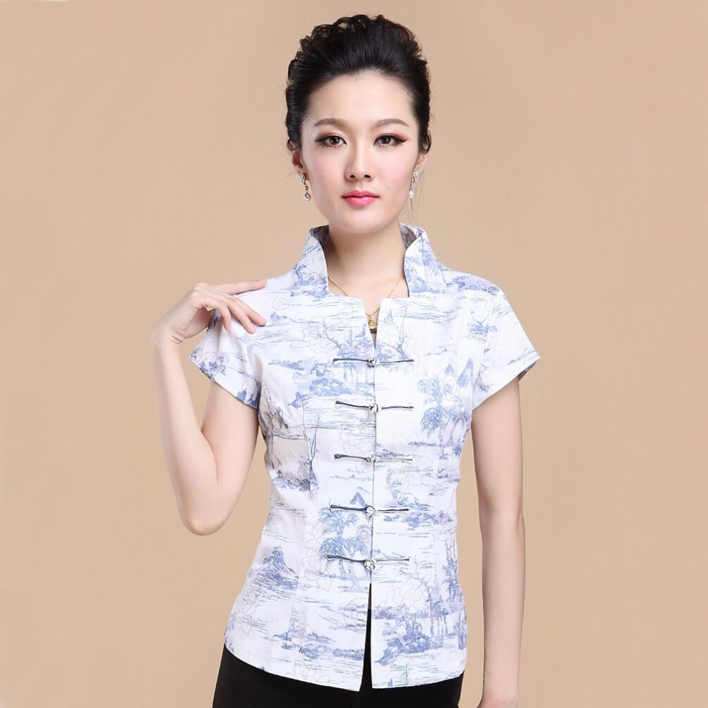 Popular Chinese Ladies Tops-Buy Cheap Chinese Ladies Tops lots ...
