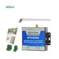200 Users RTU5024 GSM Garage Swing Sliding Gate Door Opener Relay Switch Remote Access Control Wireless