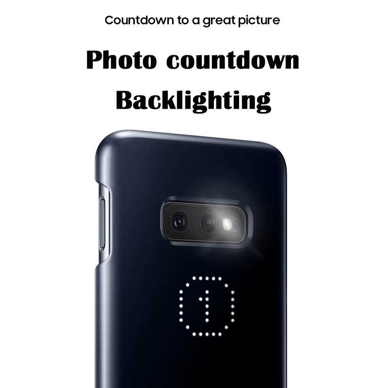 samsung s10 plus led case