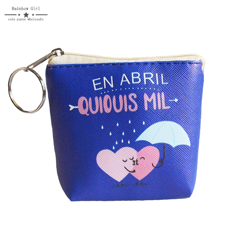 2017 new arrival coin purses blue wallet child girl women change purse lady zero wallet coin bag promotion gift mara s dream new arrival small dot zero printed girl s coin purses wallet bag pouch brand lady mini wallet with metal buckle