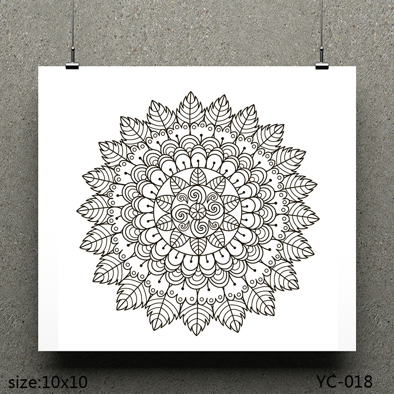 AZSG Sun coat of arms/Pattern Clear Stamps For Scrapbooking DIY Clip Art /Card Making Decoration Crafts