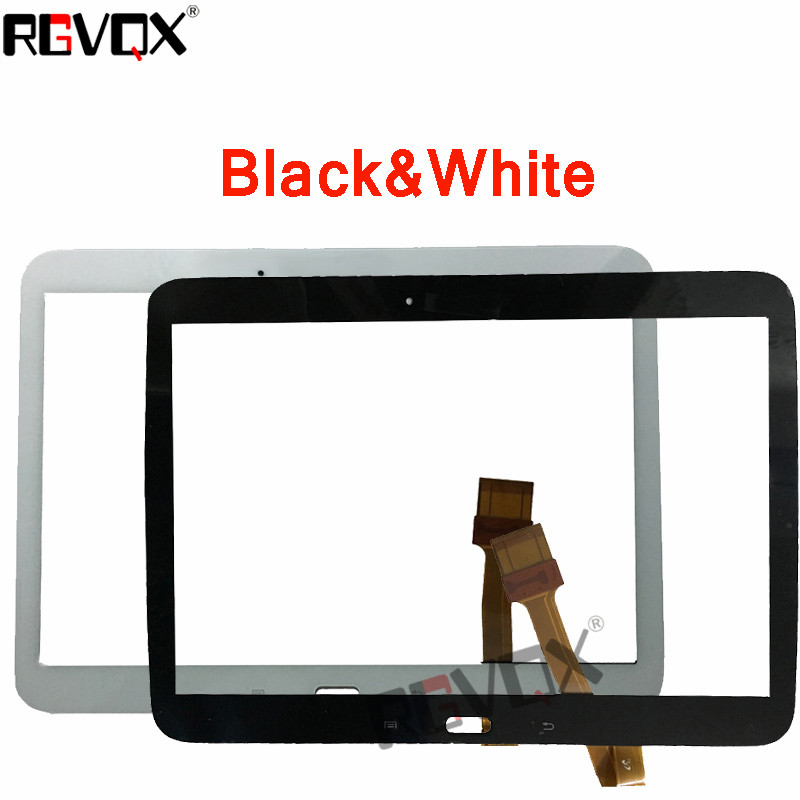 NEW Touch Screen for Samsung Galaxy Tab 3 10.1 P5200 P5210 P5220 Screen Tablet Glass Replacement Black/White replacement 3 touch screen for nikon s4000 s4100 s4150 s6100 s6150