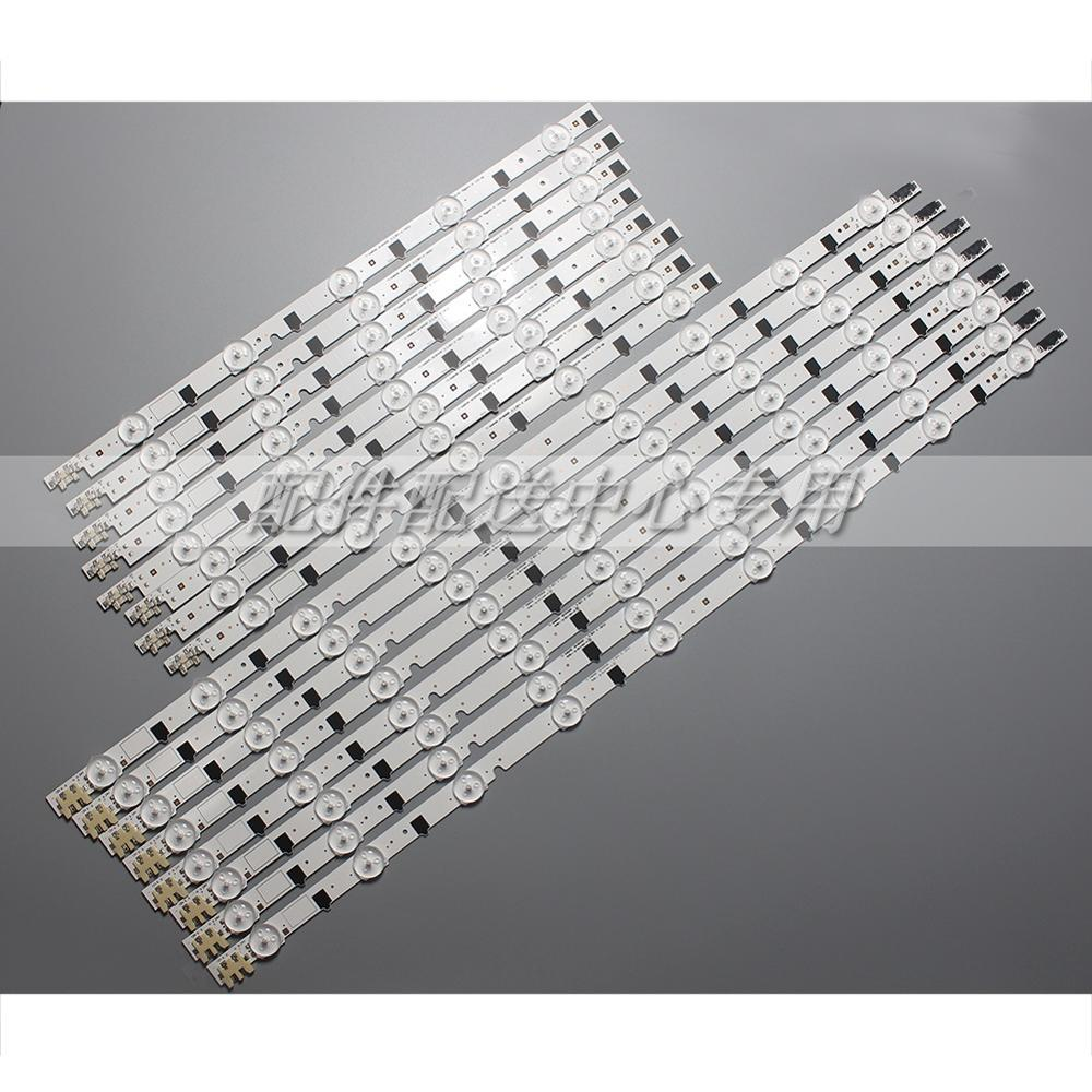 14pcs x 42 Backlight Strip for SamSung TV D2GE 420SCB R3 D2GE 420SCA R3 2013SVS42F HF420BGA