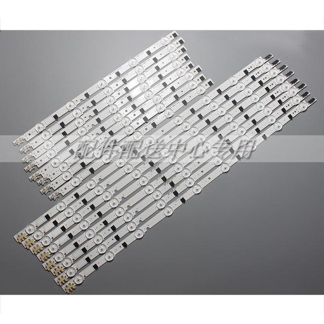 "14pcs x 42 ""תאורה אחורית רצועת עבור SamSung טלוויזיה D2GE 420SCB R3 D2GE 420SCA R3 2013SVS42F HF420BGA B1 UE42F5500 CY HF420BGAV1H"