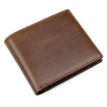 JMD Unisex 100% Genuine Leather Wallet Purse Short For Men Or Women 8029SB