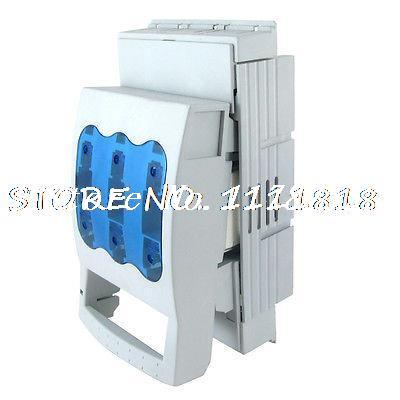цена на HR17B Series 3 Pole Fuse Isolating Switch 32A 400V/660V/500VAC