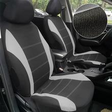 Cubierta de asiento de coche del asiento cubre para Kia sportage rio forte ceed sorento2017 2016 2015 2013 2012 2011 protector fundas de cojines