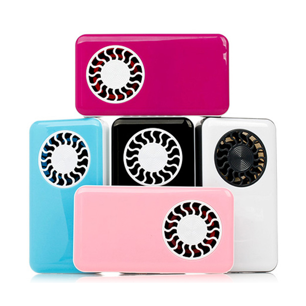 Mini Air Conditioner Fan Portable USB Cooler Cooling Rechargeable Handheld Micro