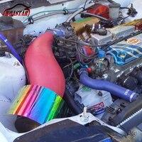 Intake Hose Plastic Air Intake Pipe For Honda Civic 92 00 EG EK With Air Filter