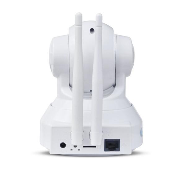 VStarcam IP camera C37-AR 720P HD IR Mini Dome PT Alarm ip camera use for GAS/Door/PIR /Smoke Detector wireless Camera