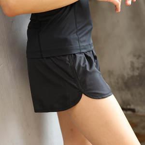 8e46703e8d ESHINES Summer Women Running Shorts Bottom Beachwear Breathable Black Shorts