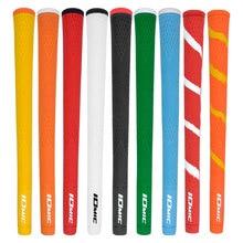 Новинка! ручки для гольфа IOMIC, высококачественные резиновые ручки для гольфа, 10 цветов на выбор, 8 шт./лот, ручки для клюшек для гольфа