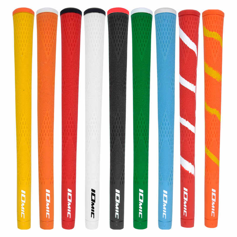 New IOMIC Golf grips High quality rubber Golf irons grips 10 colors in choice 8pcs/lot Golf clubs grips Free shipping