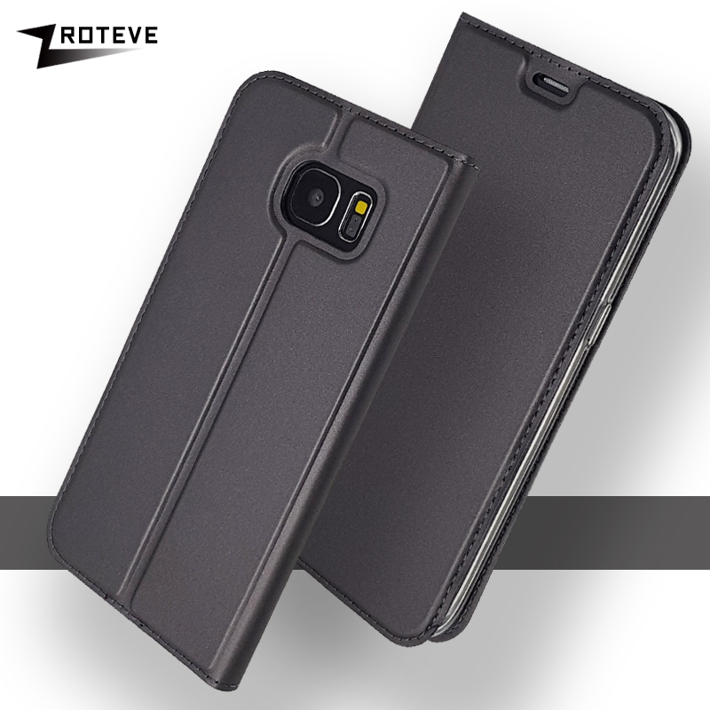 For <font><b>Samsung</b></font> Galaxy <font><b>S7</b></font> <font><b>Edge</b></font> <font><b>Case</b></font> ZROTEVE <font><b>Wallet</b></font> Leather <font><b>Cases</b></font> For <font><b>Samsung</b></font> <font><b>s7</b></font> <font><b>edge</b></font> <font><b>Case</b></font> Flip Cover For Galaxy <font><b>s7</b></font> <font><b>edge</b></font> Coque <font><b>Cases</b></font> image