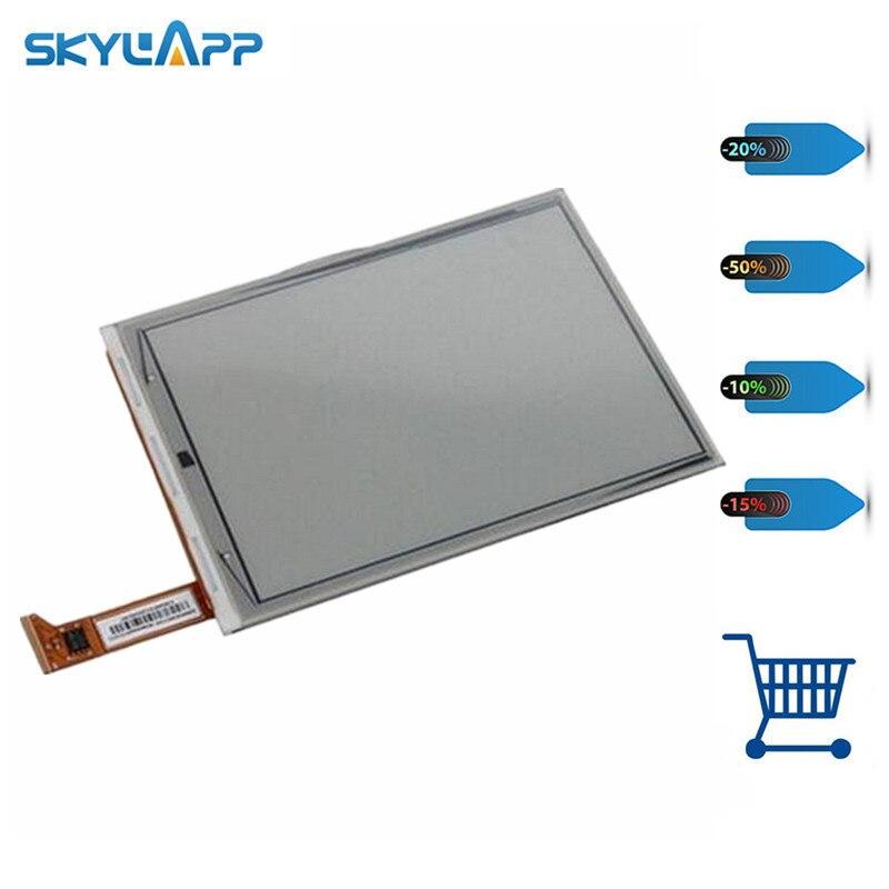 Skylarpu nouveau 6 pouces pour PVI ED060SCF (LF) C1 e-ink écran LCD pour Amazon kindle 4 lecteur Ebook livraison gratuite