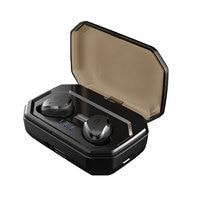Fashion Waterproof Touch Control TWS Bluetooth Mini Wireless Earbuds In ear Earphones