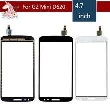 10pcs/lot 4.7 For LG G2 Mini D618 D620 D621 D625 Touch Screen Digitizer Sensor Outer Front Glass Lens Panel Replacement аккумулятор для телефона ibatt bl 59uh eac62258801 для lg d320 d620 d315 d618 optimus g2 mini d620 optimus g2 mini