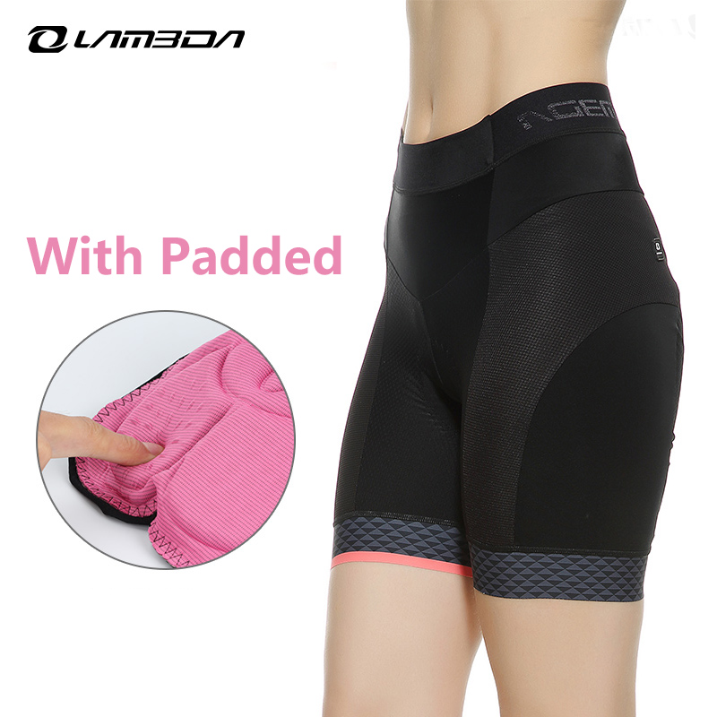 cycling shorts women with Padded Quick Dry Sport Shorts Comfortable mtb mountain road bike shorts women s cycling shorts cycling mountain bike cycling equipment female spring autumn breathable wicking silicone skirt