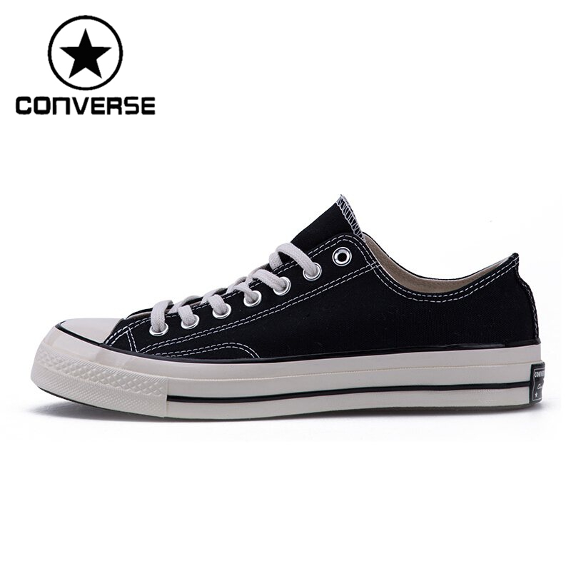 Original New Arrival 2018 Converse All Star '70 Men's Skateboarding Shoes Canvas Sneakers new converse chuck taylor all star ii low men women s sneakers canvas shoes classic pure color skateboarding shoes 150149c