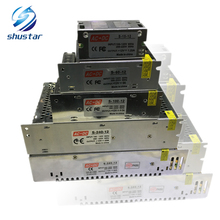 LED power supply transformer AC/DC 110V-240V to 12V 1A/2A/3A/5A/8A/10A/12A/15A/20A/25/30A switching For Led Strip Lights