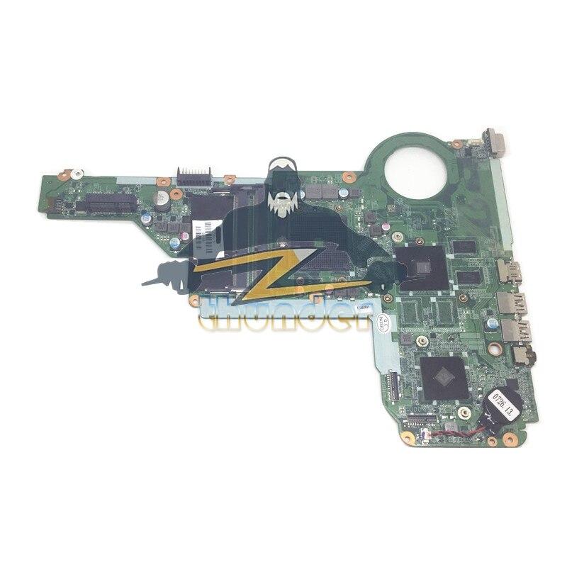 NOKOTION 720692-501 720692-001 For HP Pavilion 15-E 17-E Laptop Motherboard DA0R75MB6C0 Socket fs1 DDR3 1GB Video Card