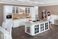 Pvc/винил кухонный шкаф (lh pv032)